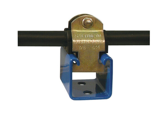 Conduit Clamp with Conduit Track